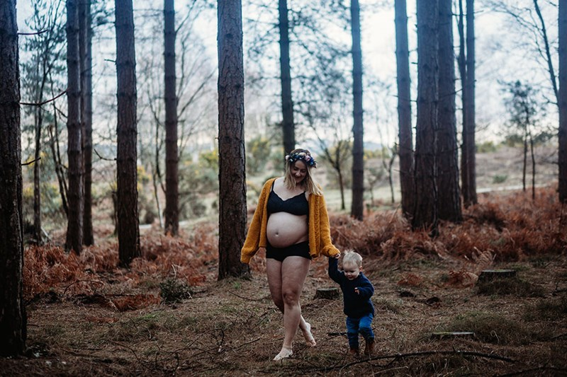New Forest Maternity Session~Rose~ New Forest Motherhood Photographer